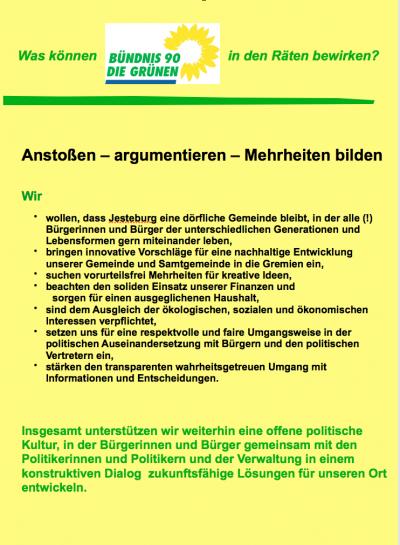 Wahlaussagen 2 2011